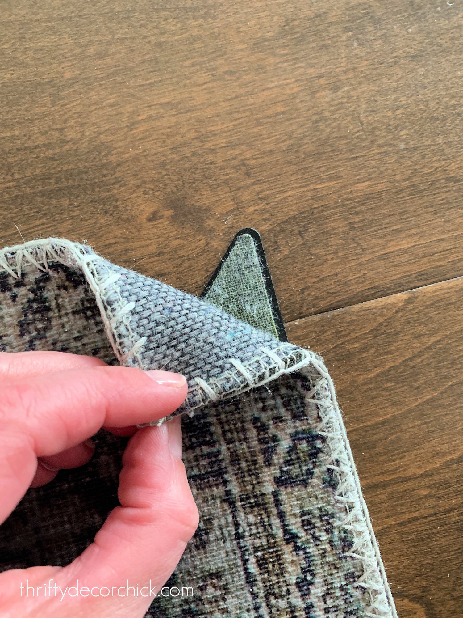 rug grippers for hard floors