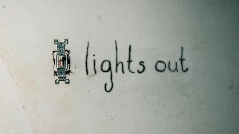Curta que deu origem a filme | Lights Out - Quando as Luzes se Apagam