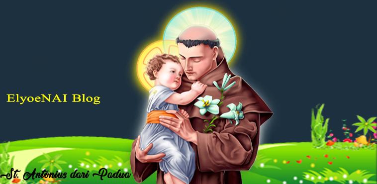 doa, gambar santo antonius padua