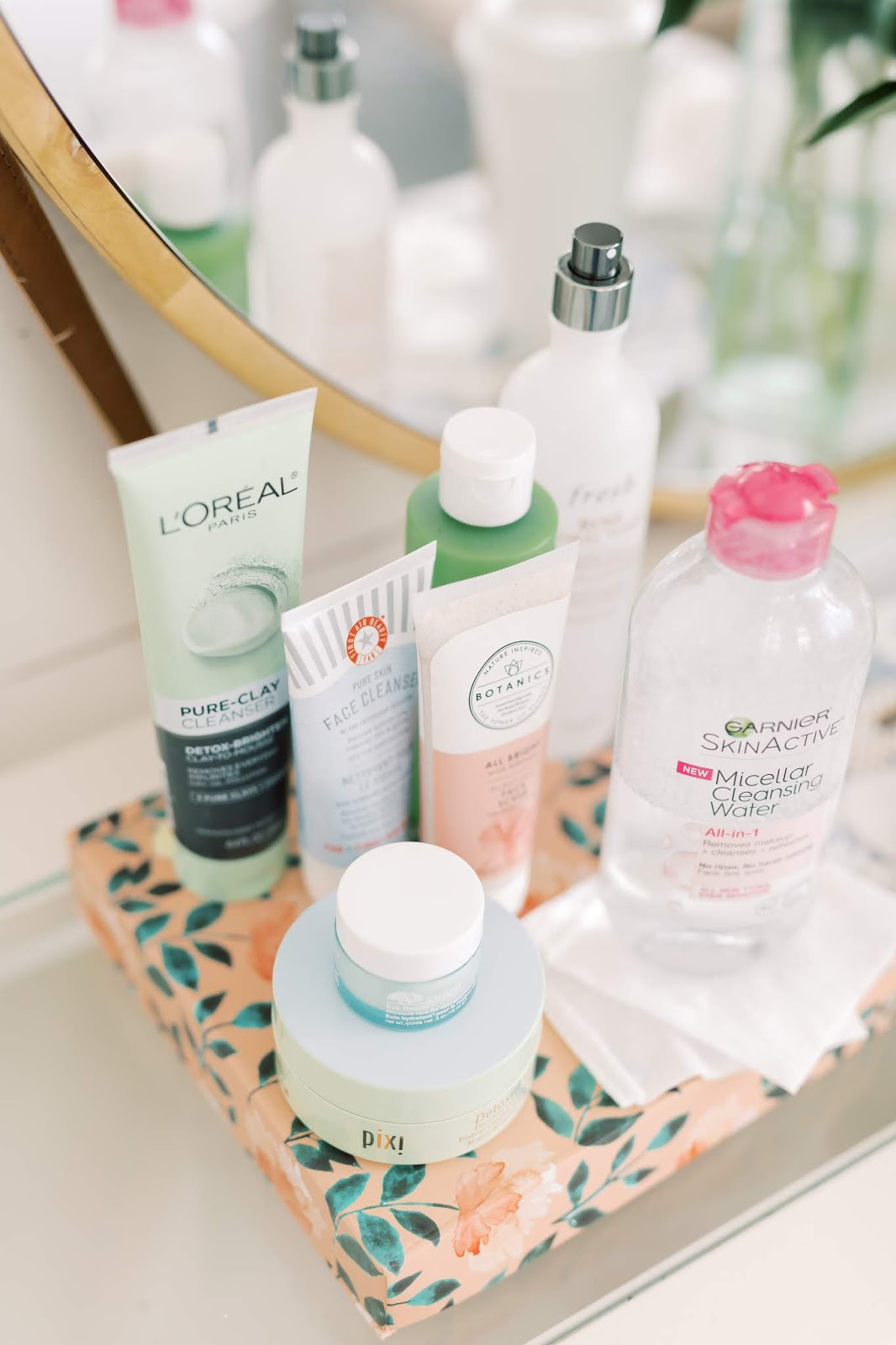 The Top 5 Skincare Tips I Wish I Could Tell My Younger Self. Affordable by Amanda, Tampa beauty blogger.