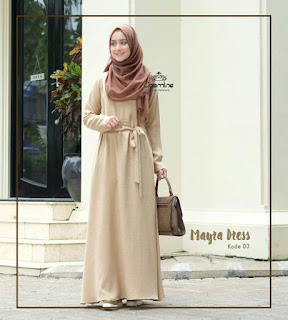 Gamis Jasmine Mayra Dress 03