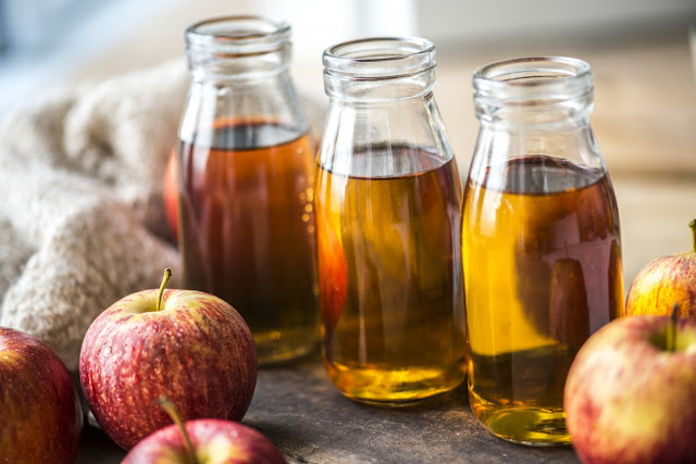 Home Remedies For Upset Stomach #1: APPLE CIDER VINEGAR (ACV)