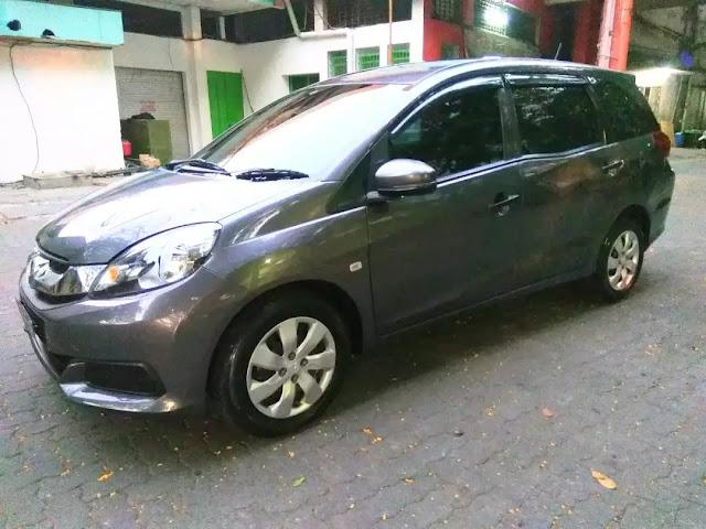 Harga Honda Mobilio Termurah di Semarang by inukotovlog.com