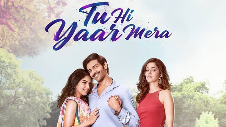 Tu Hi Yaar Mera (Pati Patni Aur Woh) Chords and Lyrics at chordsguru