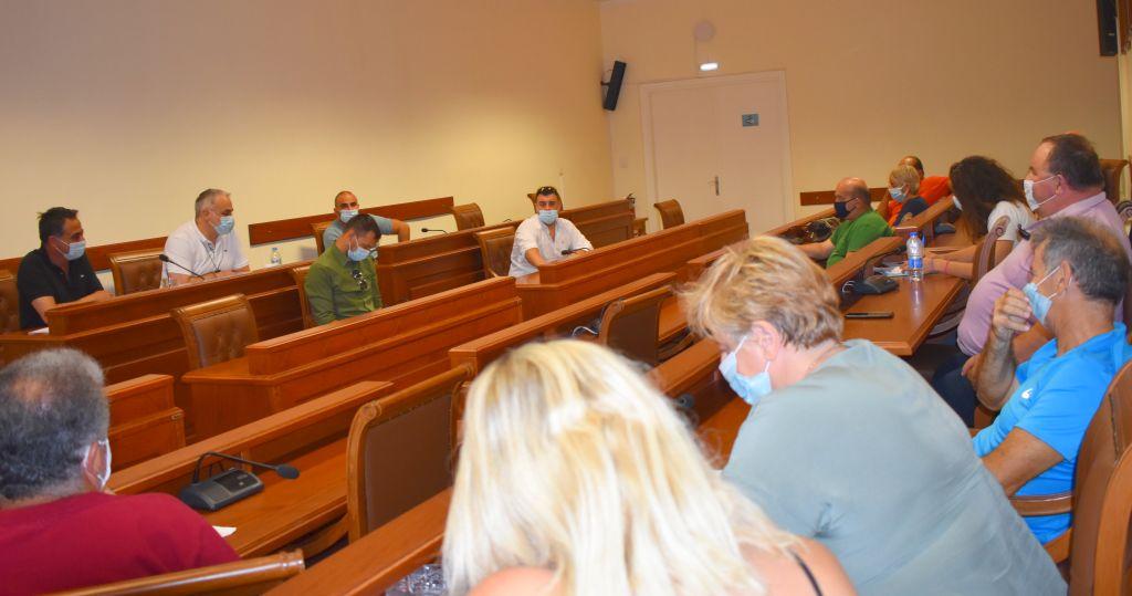 Έκτακτη σύσκεψη για τον καύσωνα στην Ξάνθη