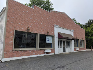 138 East Central Street (to be the new home of Franklin Food Pantry)