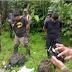 El Ejército confirmó que detuvo a dos nicaragüenses cerca de la frontera con Costa Rica