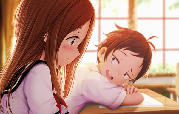 Anime comedy school terbaik di dunia
