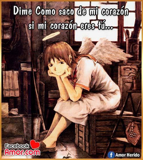 ángeles de amor con frases