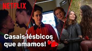 Os 10 casais lésbicos mais amados - Nasce Uma Rainha Trailer