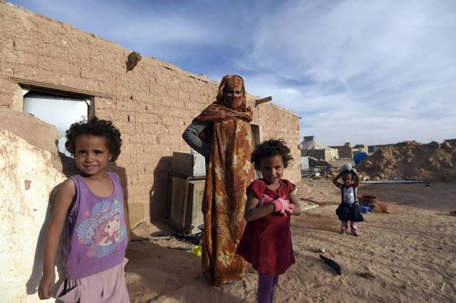 الإعلام أرجنيتي يفضح اختلاس البوليساريو والجزائر للمساعدات الإنسانية الموجهة لساكنة تندوف