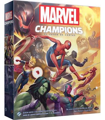 Marvel Champions - Jugadores Unidos!!