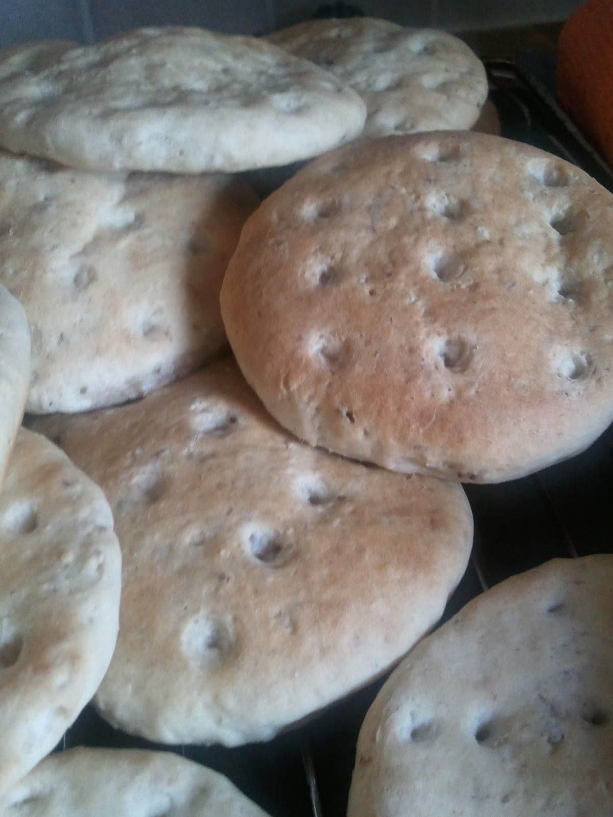 glutenfritt brød med havregryn