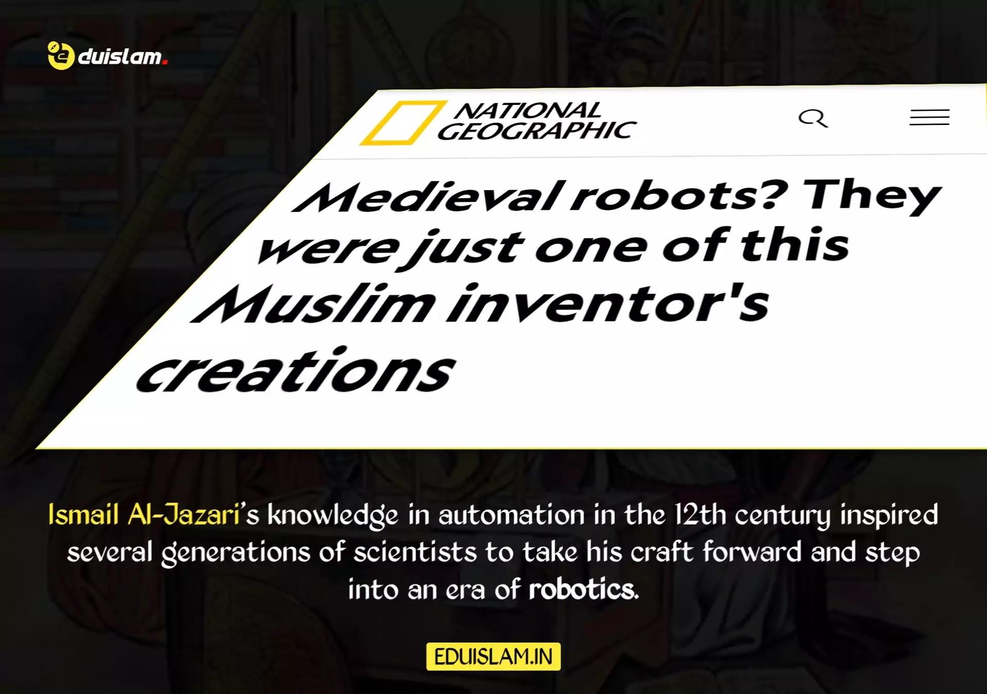 Al-Jazari's inventions