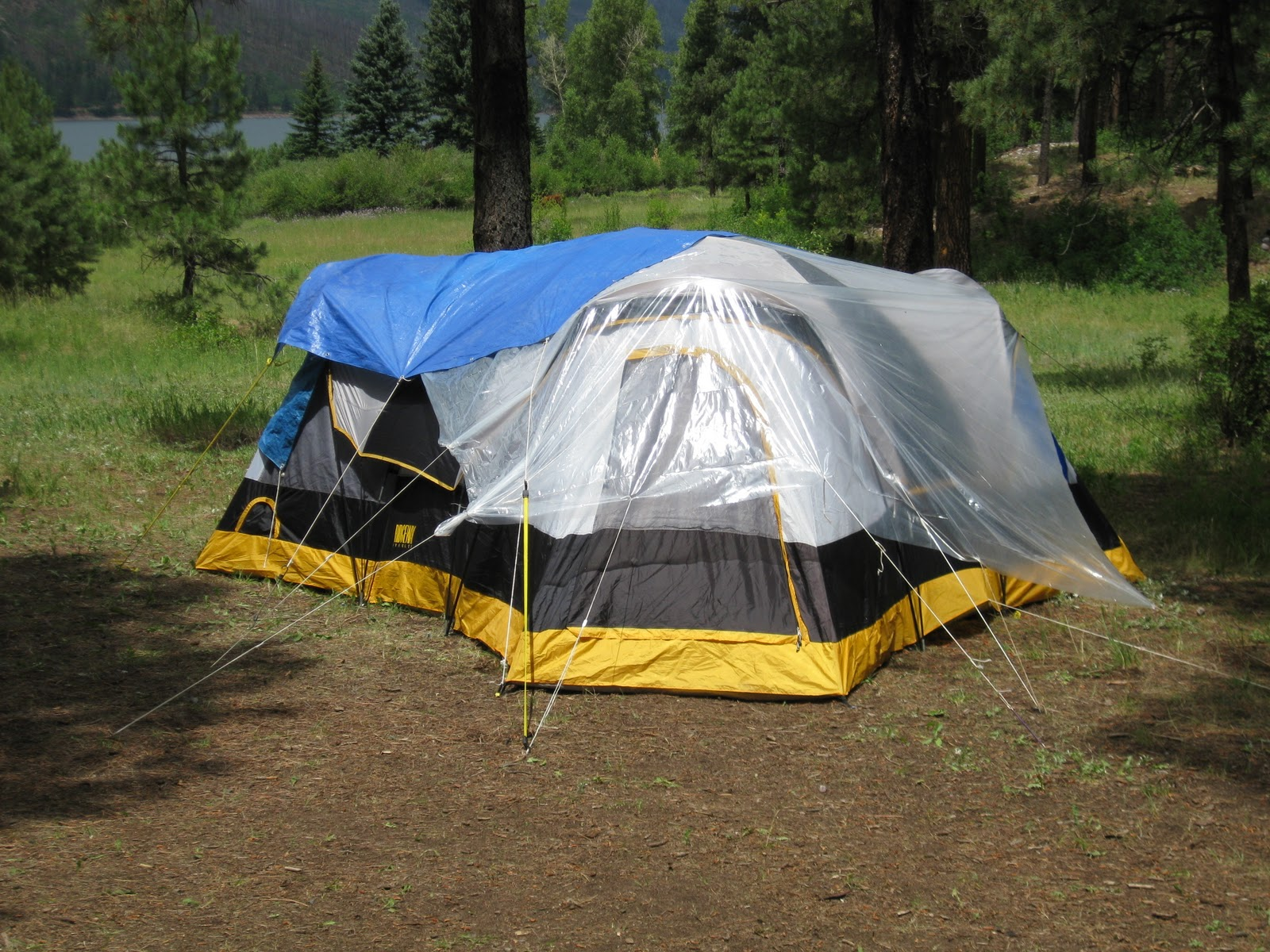 Dry Guy Waterproofing: And More Ways To Keep Your Tent Dry