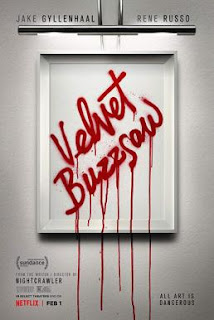Velvet Buzzsaw (2019) ศิลปะเลือด