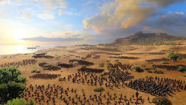 A Total War Saga TROY PC