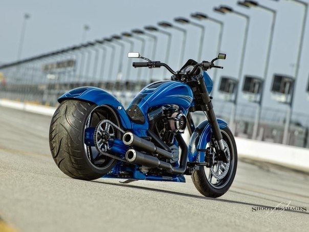 Custom Built Motorcycles 4
