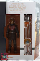 Star Wars The Black Series The Armorer (Deluxe) Box 07