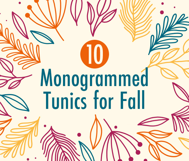 top 10 monogram tops for fall