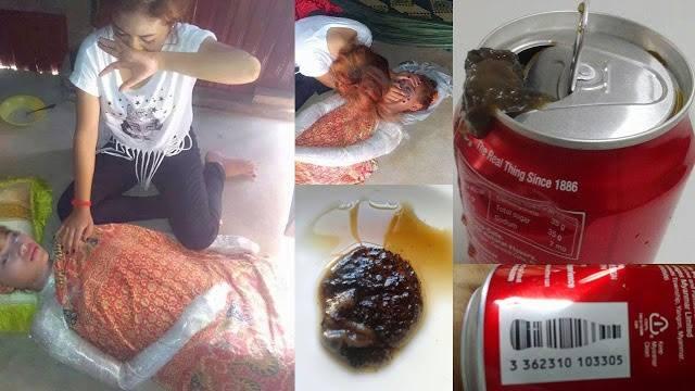 Bahan kimia berbahaya yang digunakan sebagai bahan pengawet