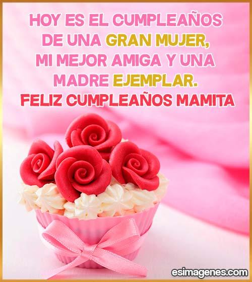 cumpleaños de la mamá