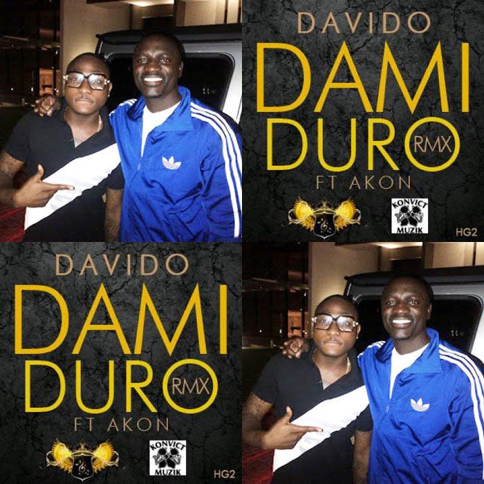 Davido ft Akon - Dami Duro (remix)
