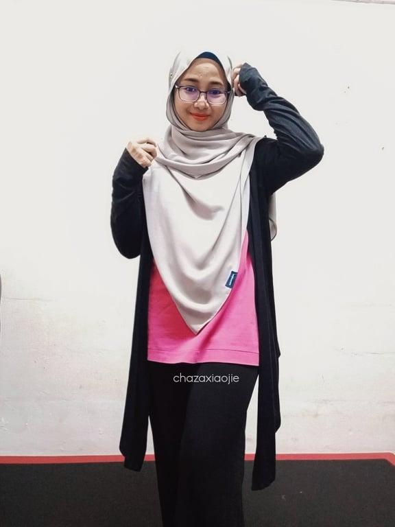 Marhuna Memperkenalkan Rekaan Shawl Unik Berbentuk Pensel Pertama di Malaysia