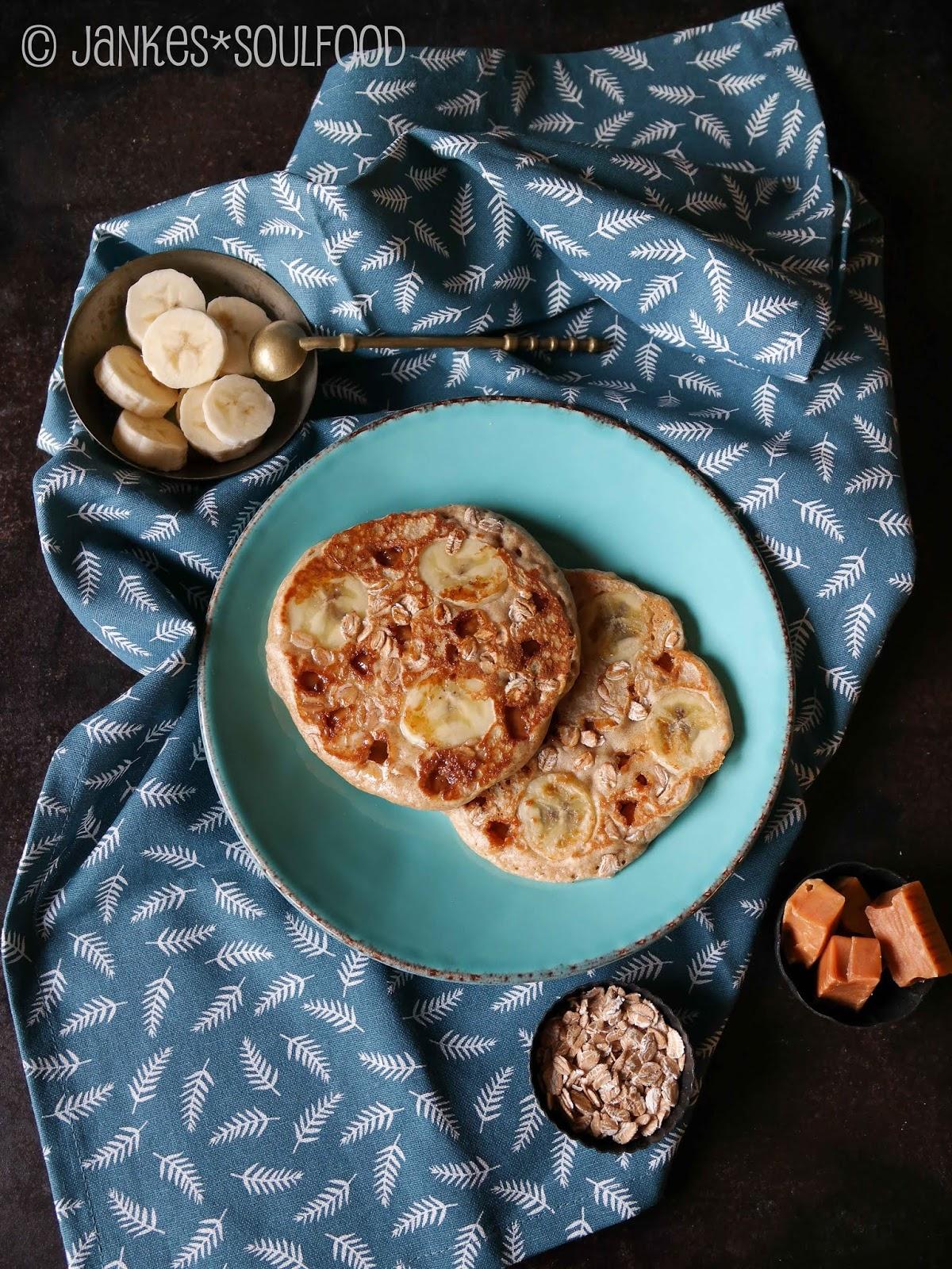 Banoffee Pancakes von Jankes Soulfood
