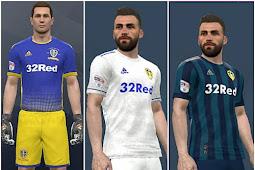 Leeds United Kits 2020/2021 - PES 2017