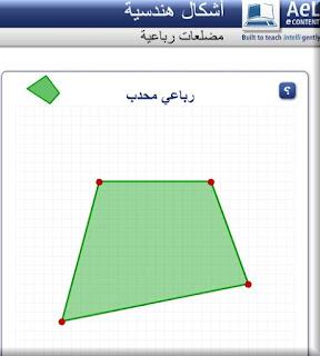 مورد رقمي لدرس الجمع الرياضيات المستوى الأول