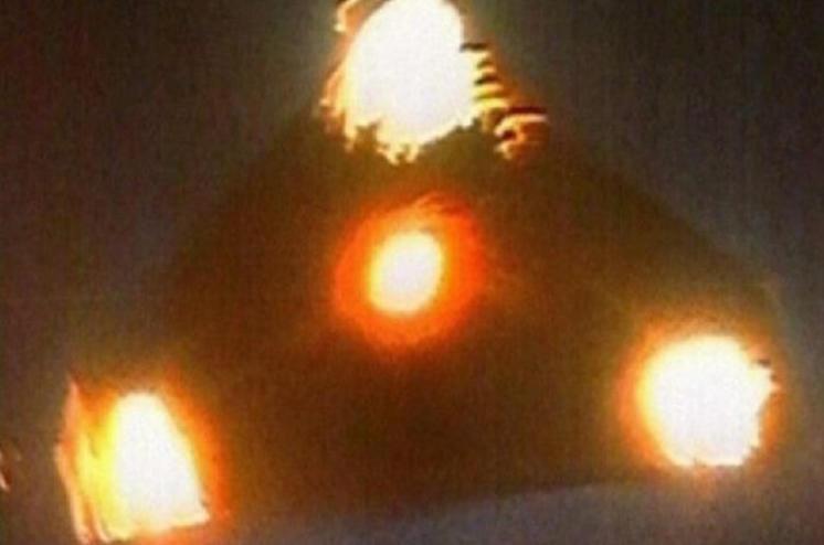 Belgio, l'ondata degli UFO triangolari: enigma insoluto