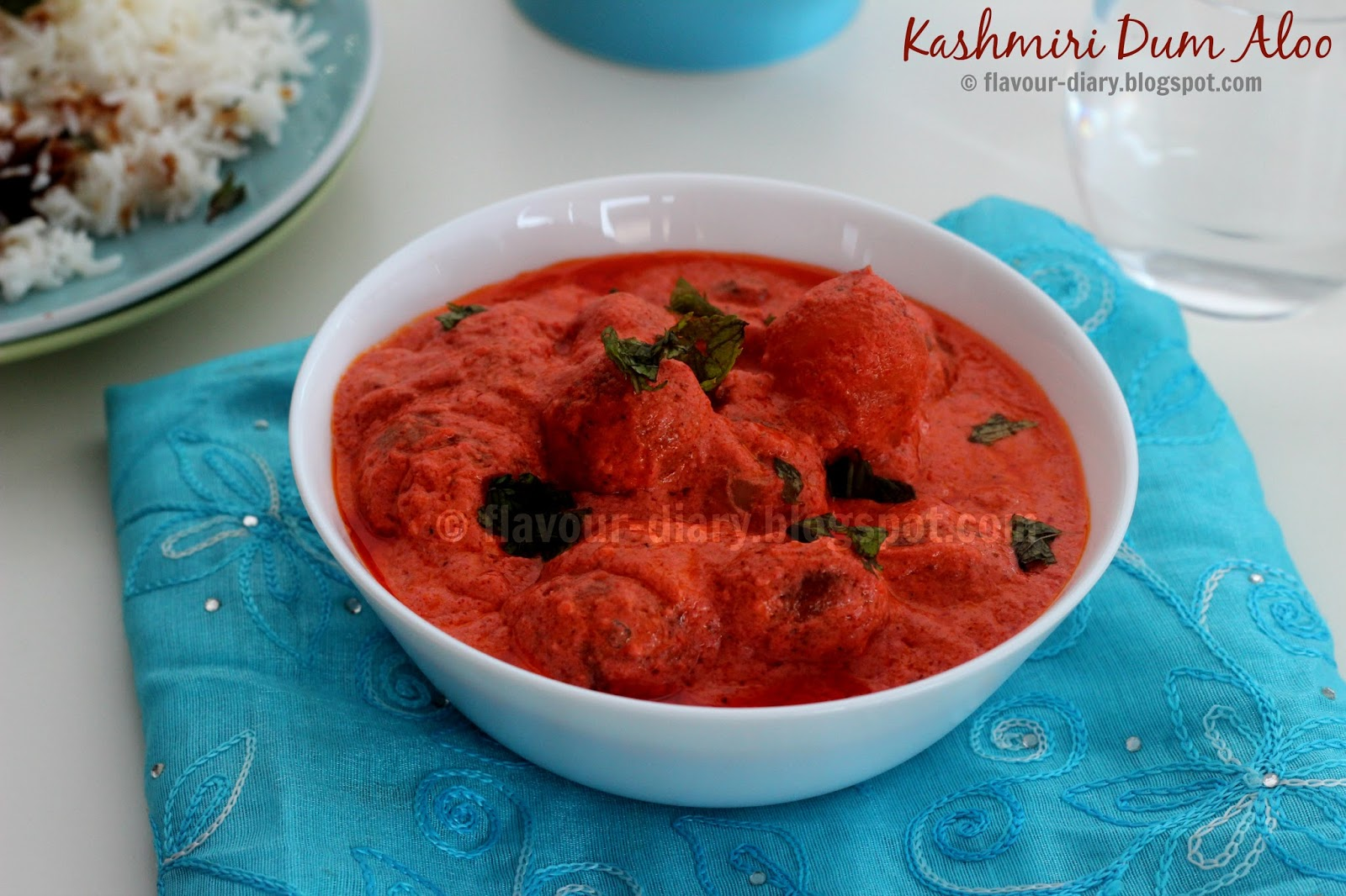 dum aloo kashmiri cuisine flavourdiary