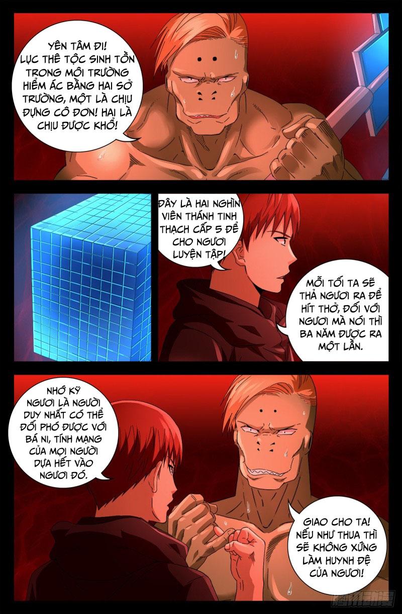Huyết Ma Nhân chap 694 - Trang 11