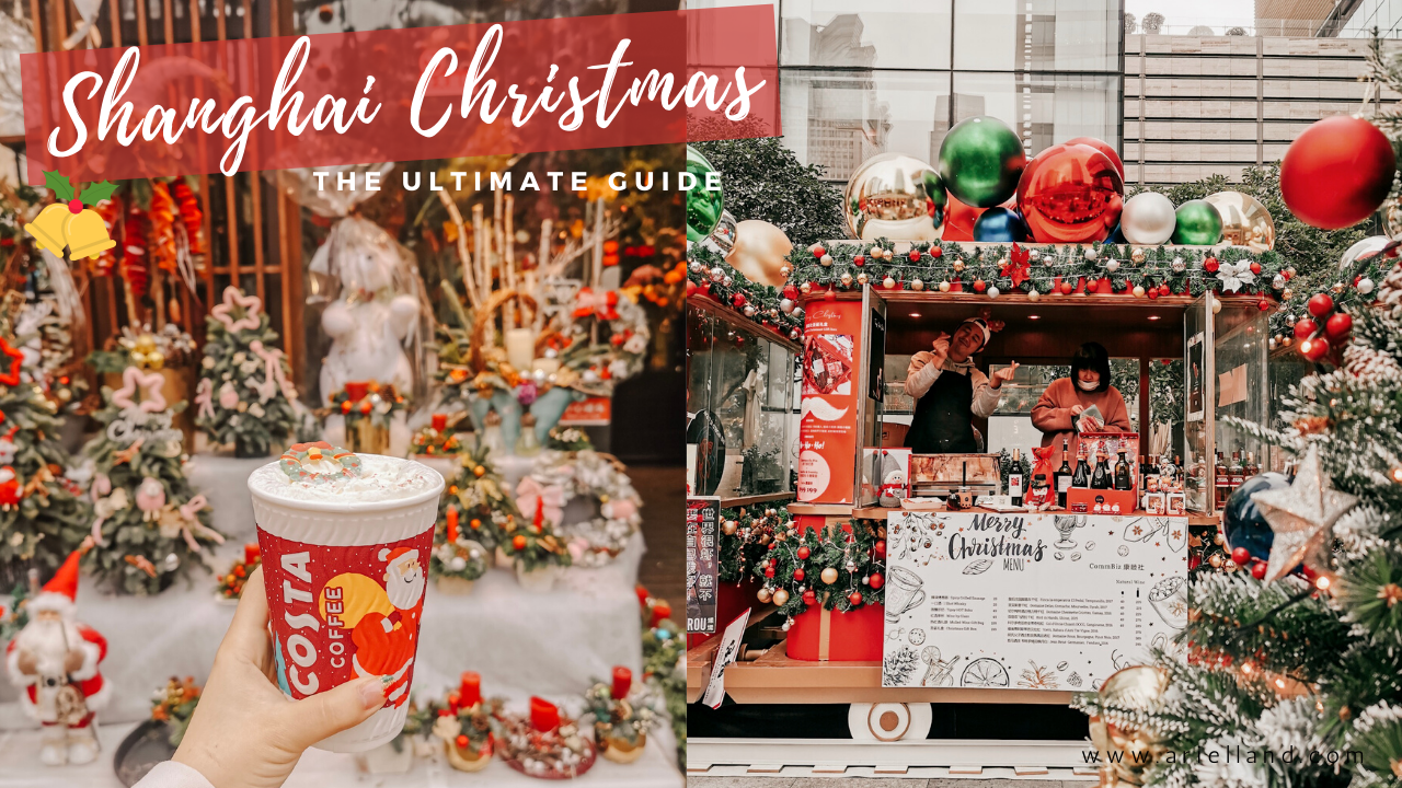 Christmas Market Shanghai 2020 Shanghai Guide | Christmas Markets and Activities in December