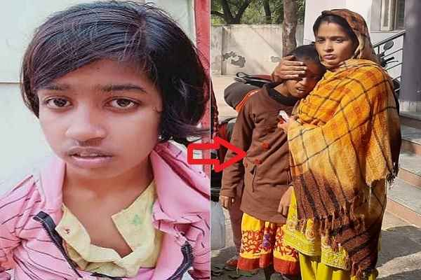 faridabad-missing-girl-dimple-reach-to-parent-by-social-media-news