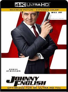 Johnny English 3.0 (2018)4K 2160p UHD [HDR] Latino [GoogleDrive]