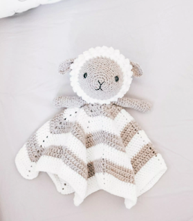 baby stuffie crochet pattern