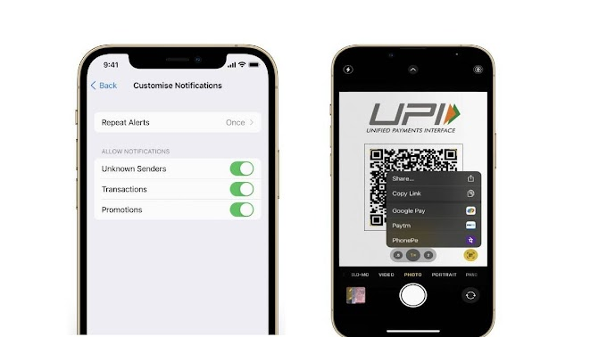 iOS 15 now allows UPI payments through Camera app- Here's how