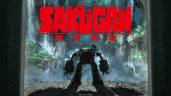 Anime 'Sakugan' tem Estreia Confirmada para Outubro