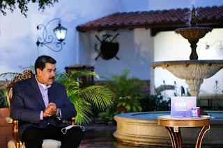presidente Maduro a Conatel