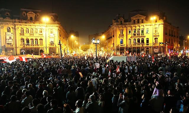 Colectivos convocan a marcha contra la liberación de Keiko Fujimori