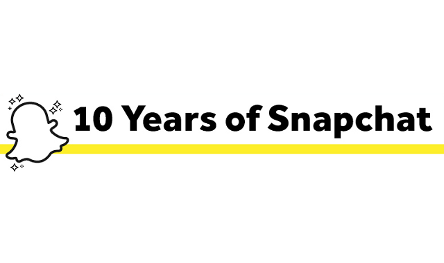 A look back at the decade of Snapchat