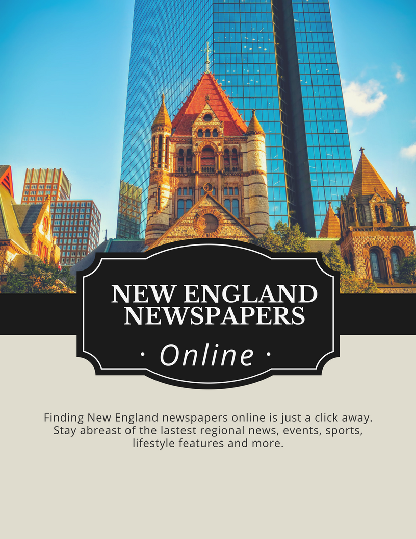 New England Newspapers Online