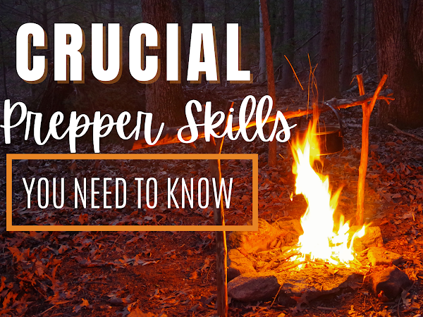 Survivalism Skills to Learn