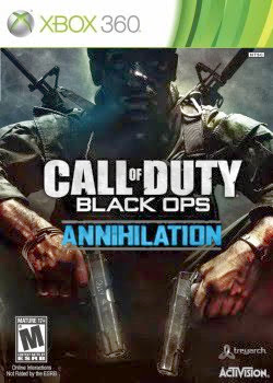 Download   Call of Duty Black Ops Annihilation   Xbox360