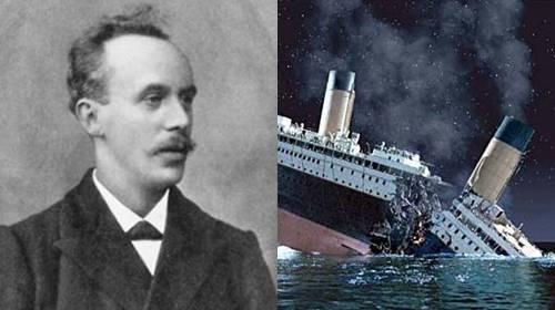 Resultado de imagem para pastor do titanic