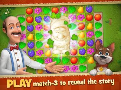 تحميل لعبة gardenscapes 2 كاملة مجانا