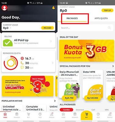 Cara Daftar Paket Internet Indosat Agar Tidak Gagal