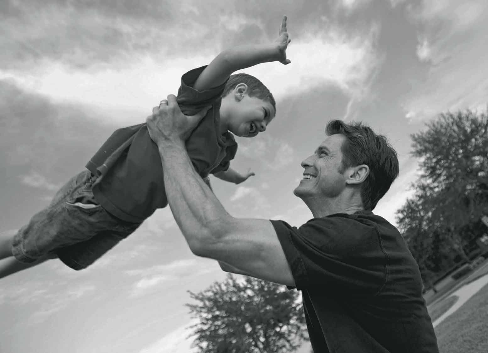 Pais e filhos, paternidade, criação de filhos, tempo de qualidade,